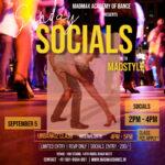 Studio Socials | Salsa-Bachata-Kizomba